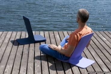 Кресло/стульчик для медитации