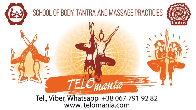 Festival of body and tantra practice Enjoy!